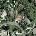 Kirk Cameron's House (Yahoo Maps)