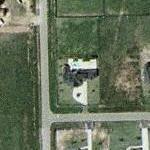 Ken Hamlin's House (Yahoo Maps)