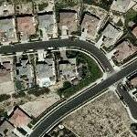 "Noah ""Wuv"" Bernardo's House (Yahoo Maps)"