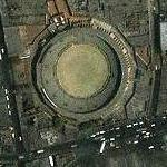 Plaza de Acho bullfighting ring (Yahoo Maps)