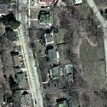 Ralph Nader's House (Yahoo Maps)