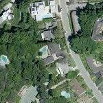 Alan Alda's House (former) (Yahoo Maps)