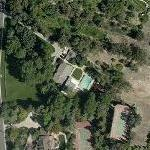 Lou Diamond Phillips' House (former) (Yahoo Maps)