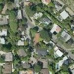 Mark Griffin & Heidi Santelli's House (Yahoo Maps)