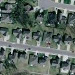 D. J. Fontana's House (Yahoo Maps)