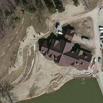 Tony Stewart's House (Yahoo Maps)