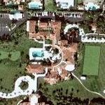 Donald Trump's house (Mar-A-Lago) (Yahoo Maps)