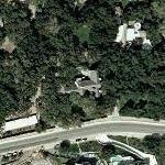 Alyssa Milano's House (Yahoo Maps)