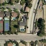 Mike Vitar's House (Yahoo Maps)