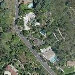 John Landis' House (Yahoo Maps)