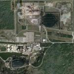 Crystal River Energy Complex (Yahoo Maps)