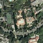 Ozzy Osbourne's House (former) (Yahoo Maps)
