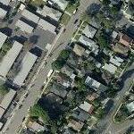 Danielle Brisebois' House (Yahoo Maps)