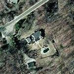 Lucie Arnaz's House (Yahoo Maps)