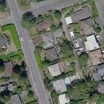 Nick Harmer's House (Yahoo Maps)
