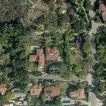 Sondra Locke's House (Yahoo Maps)