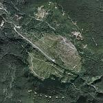 One mile wide antenna (Yahoo Maps)