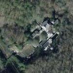 Akon's House (Yahoo Maps)