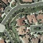 Kobe Bryant's House (Yahoo Maps)