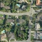 Shawn Levy's House (Yahoo Maps)
