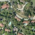 Anthony Clark's House (Yahoo Maps)