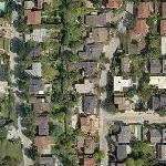 Nas & Kelis' House (Yahoo Maps)