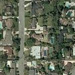 John Musker's House (Yahoo Maps)