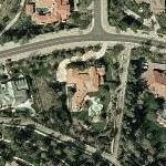 The Kardashian-Jenner House (Yahoo Maps)