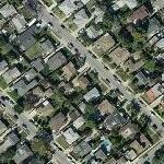Melinda Dillon's House (Yahoo Maps)
