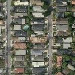 Landon Donovan & Bianca Kajlich's House (Yahoo Maps)