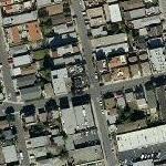 Matt Czuchry's House (Yahoo Maps)