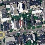 Jerry Brown's House (former) (Yahoo Maps)