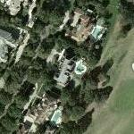 Dee Brown's House (former) (Yahoo Maps)