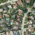 Nick Castle's House (Yahoo Maps)