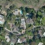 Alex Karras & Susan Clark's House (Yahoo Maps)