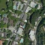 Ed Marinaro's House (Yahoo Maps)