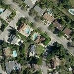 Lee Meriwether's House (Yahoo Maps)