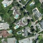 Nancy Olson's House (Yahoo Maps)