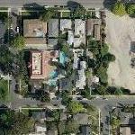 Ted Raimi's House (Yahoo Maps)