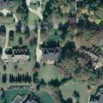 Lucas Glover's House (Yahoo Maps)