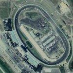 Iowa Speedway (Yahoo Maps)