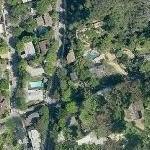 Allan Arbus' House (Yahoo Maps)