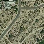 Dallas Eakins' House (Yahoo Maps)