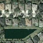 Aqib Talib's House (Yahoo Maps)