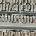 Wanderlei Silva's House (Yahoo Maps)