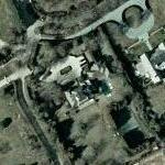 John McEnroe's House (Yahoo Maps)