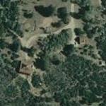 Daryl Hannah's House (Yahoo Maps)