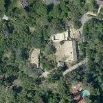 Rene Russo's House (Yahoo Maps)