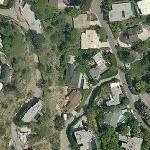 Johnny Galecki's House (Yahoo Maps)