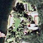 Bill Gates' House (Yahoo Maps)